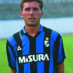 Fabio Calcaterra da Mesero all'Inter