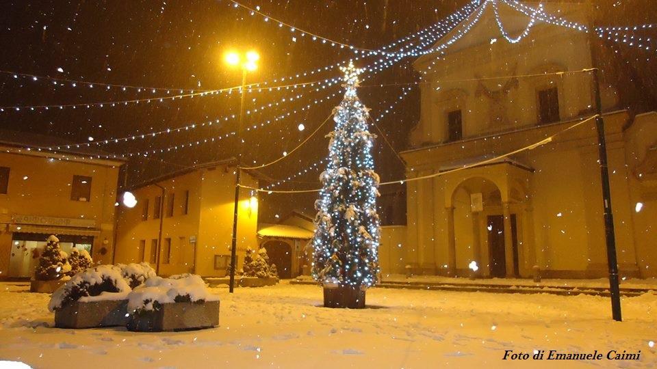Piazza Mesero Natale